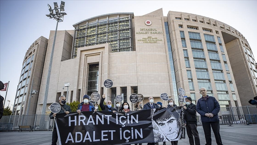 Hrant Dink cinayeti davasında karar, 26 Mart'taki duruşmada açıklanacak!