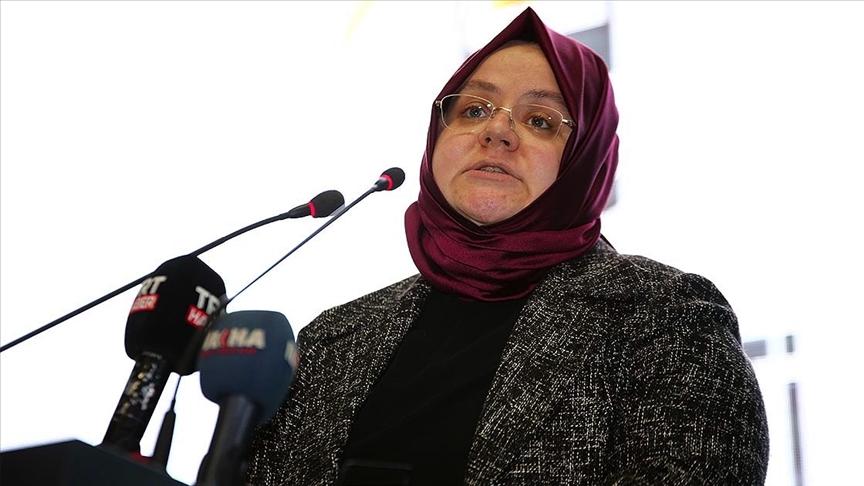 Selçuk: Samsun'da eşini darbeden caninin en ağır cezayı alması için bütün hukuki süreçlerin takipçisi olacağız