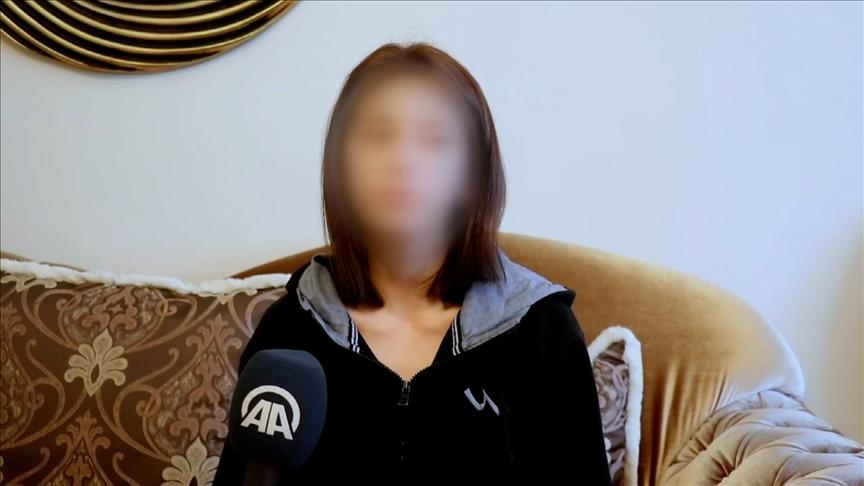 Samsun'da eski eşinin darbettiği kadının kız kardeşi yaşananları anlattı..