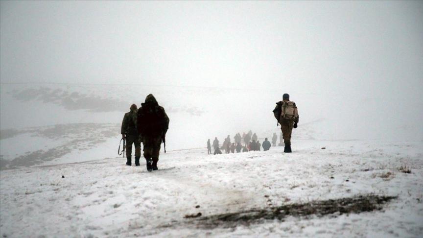 """""""Bitlis'teki askeri helikopter kazası olumsuz hava şartları ve görüşün kaybedilmesi nedeniyle meydana geldi"""""""
