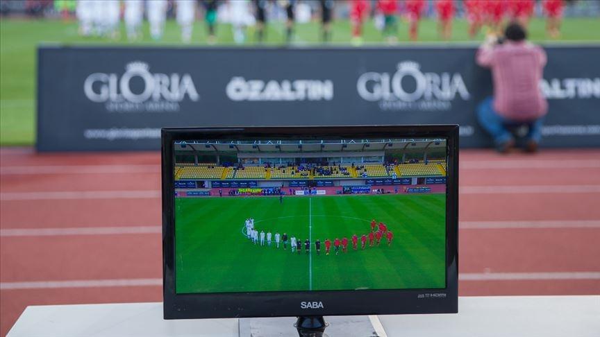 TFF 1. Lig'de 2022-2023 sezonundan itibaren VAR uygulanacak!