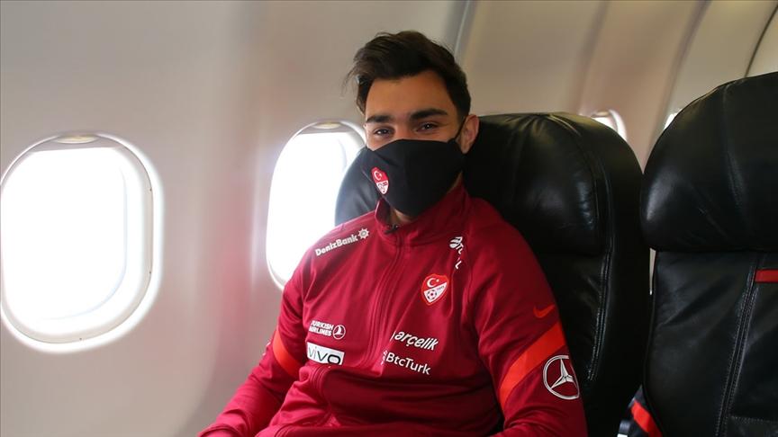 Sassuolo, milli futbolcu Kaan Ayhan'ın Kovid-19'a yakalandığını duyurdu