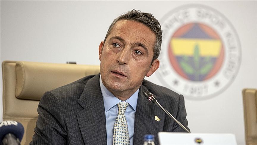 Fenerbahçe Kulübü Başkanı Ali Koç'un Kovid-19 testi pozitif çıktı