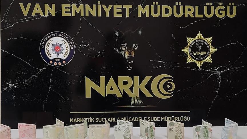 Sınırın 'Parslar'ı uyuşturucu operasyonlarıyla terör örgütünün finans kaynağına ağır darbe vurdu