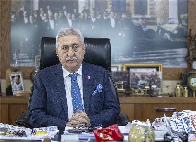 TESK Genel Başkanı Palandöken: Nakdi yardımlar esnafı da çalışanlarını da rahatlatıyor