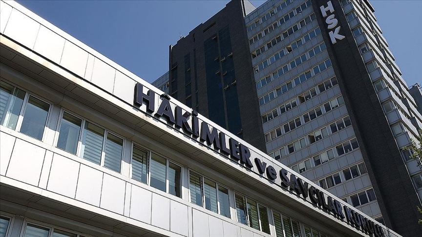 HSK üyeliği için TBMM Başkanlığı'na başvuru süreci başladı