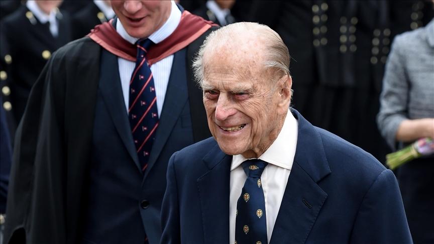 Kraliçe 2. Elizabeth'in eşi Prens Philip 99 yaşında hayatını kaybetti!