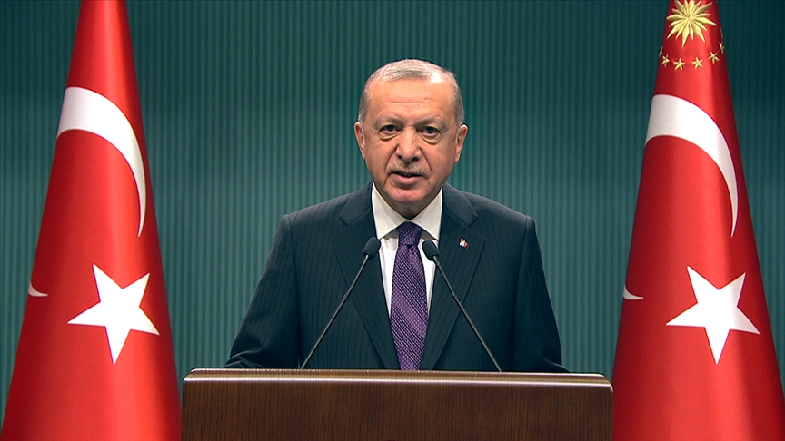 Cumhurbaşkanı Erdoğan: Ata sporlarımızın yaygınlaşması için yürütülen çabaları desteklemekte kararlıyız