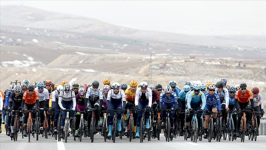 56. Cumhurbaşkanlığı Türkiye Bisiklet Turu'nun ikinci etabı başladı
