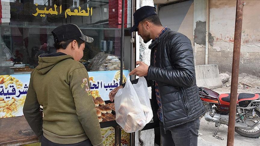 Barış Pınarı Harekatı bölgesinde halk, ramazanı ikinci kez huzur ve güven ortamında karşılıyor
