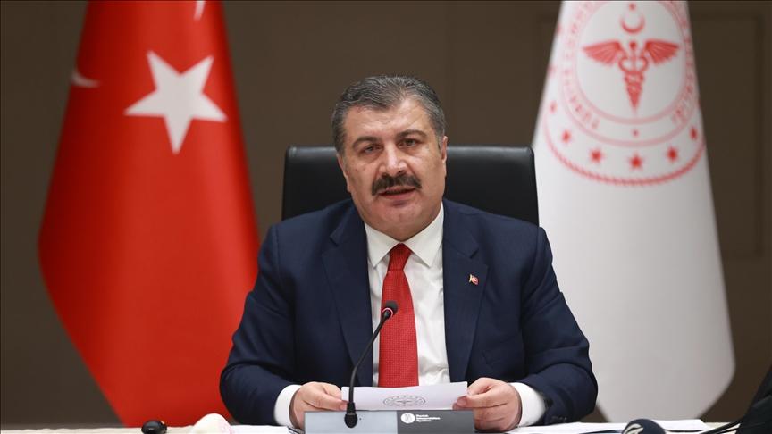 Sağlık Bakanı Koca'dan Flaş Açıklamalar