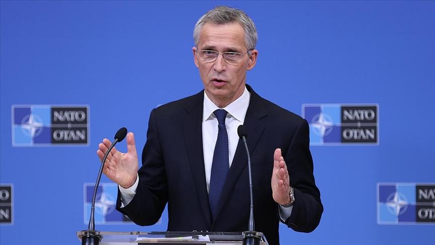 Stoltenberg: Rusya askeri yığınağını derhal sonlandırmalı!