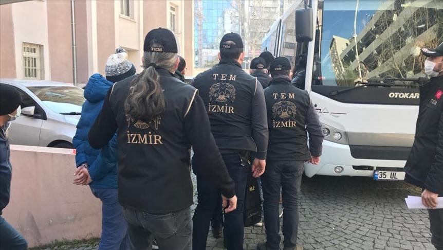 FETÖ operasyonunda 29 şüpheli gözaltına alındı