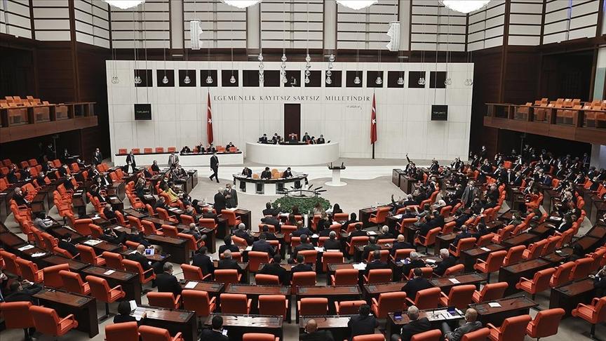 Ekonomiye ilişkin düzenlemeler içeren teklif TBMM Genel Kurulu'nda yasalaştı