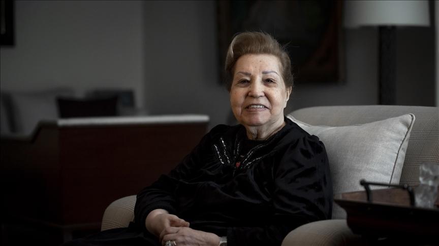 ..Semra Özal, ölümünün 28. yılında anılan eşi Turgut Özal'ı anlattı..