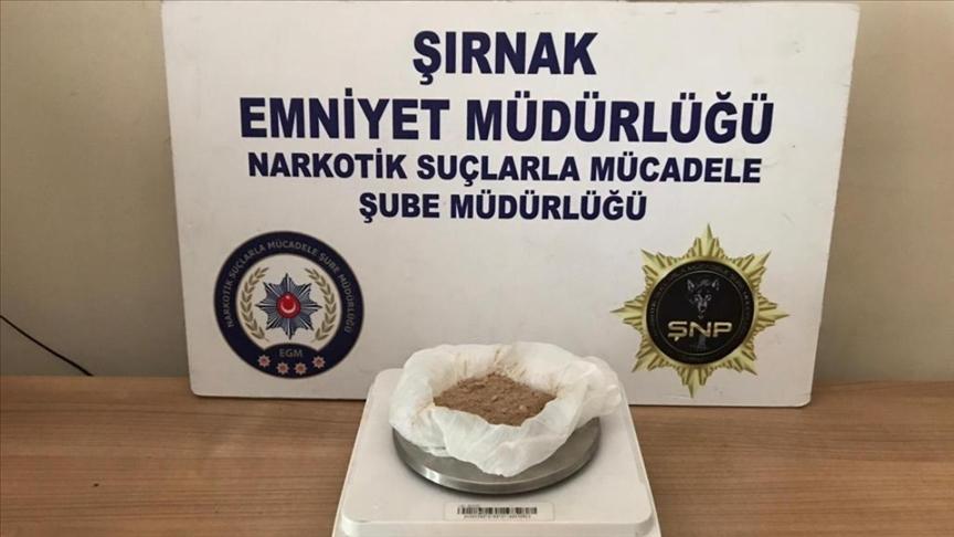 Şırnak'ta uyuşturucu ve kaçakçılık operasyonlarında 26 şüpheli yakalandı