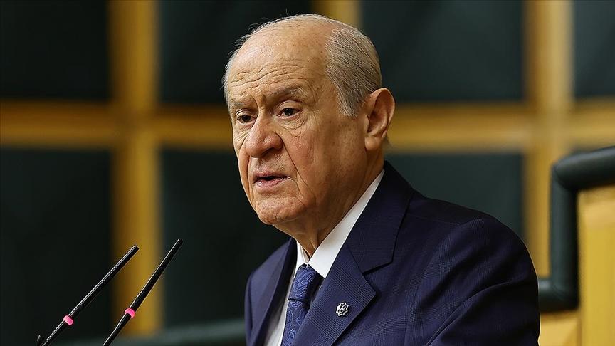 MHP Lideri Bahçeli: Hiçbir bölücü odağın Gazi Mecliste yeri olamaz