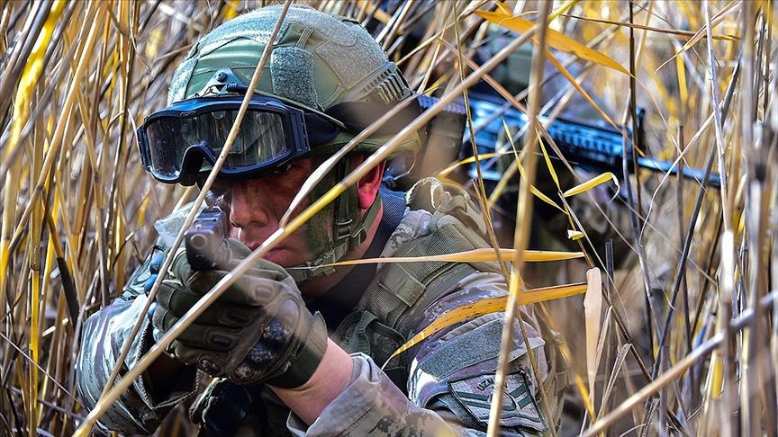 MSB: 1 Ocak'tan bu yana 836 terörist etkisiz hale getirildi