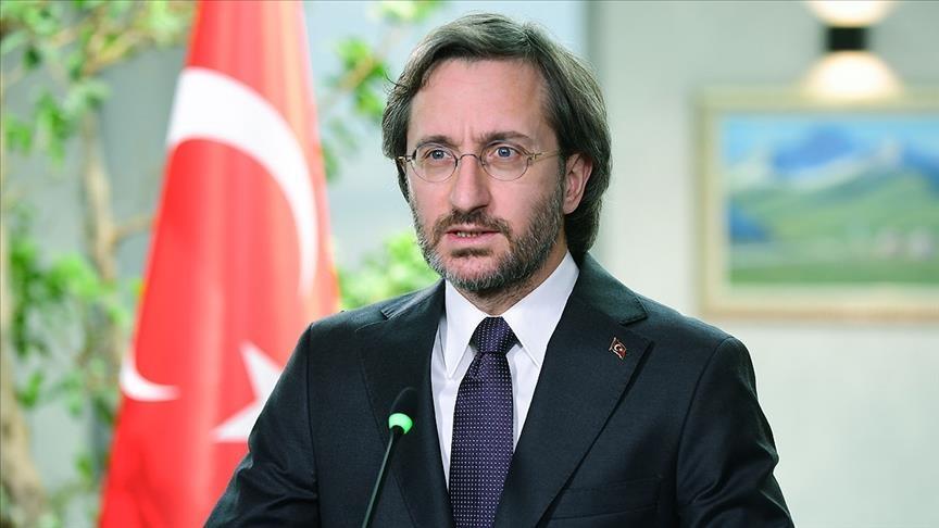 Altun: Recep Tayyip Erdoğan sizin tehditlerinize prim vermez!