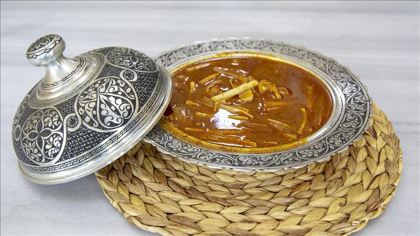Diyarbakır'ın geleneksel lezzeti 'meftune' ramazanda da sofraların baş tacı