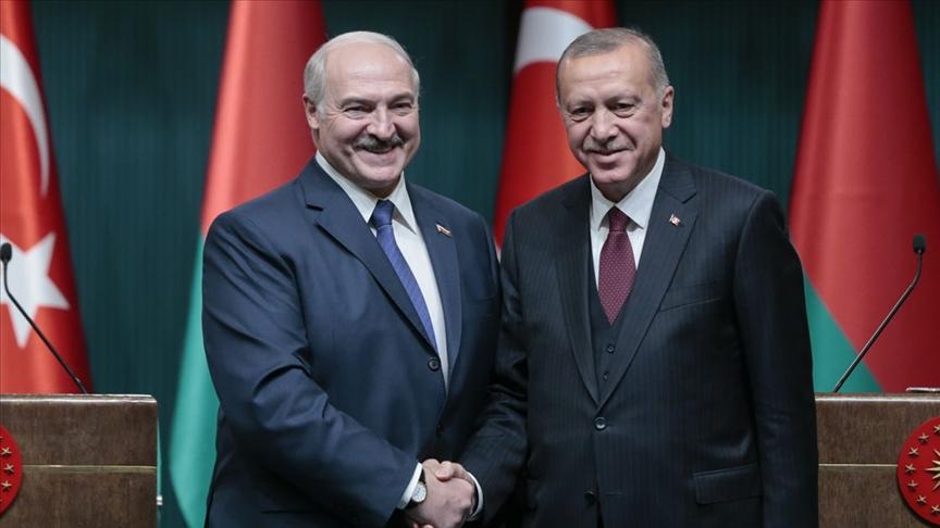 Cumhurbaşkanı Erdoğan, Belarus Cumhurbaşkanı Lukaşenko ile telefonda görüştü