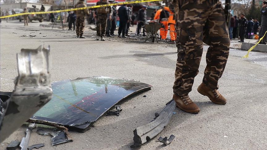 Kabil'de iftar vakti bombalı saldırı
