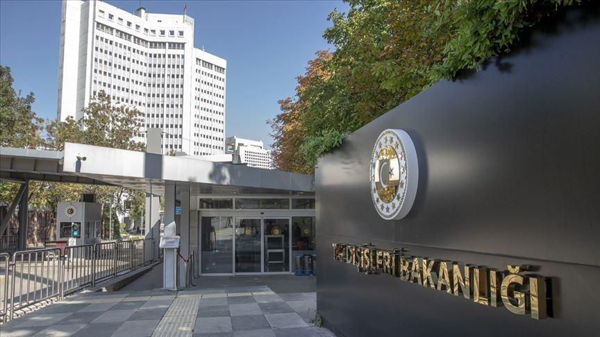 Türkiye, İsrail'in Mescid-i Aksa'ya yönelik devam eden saldırılarını kınadı