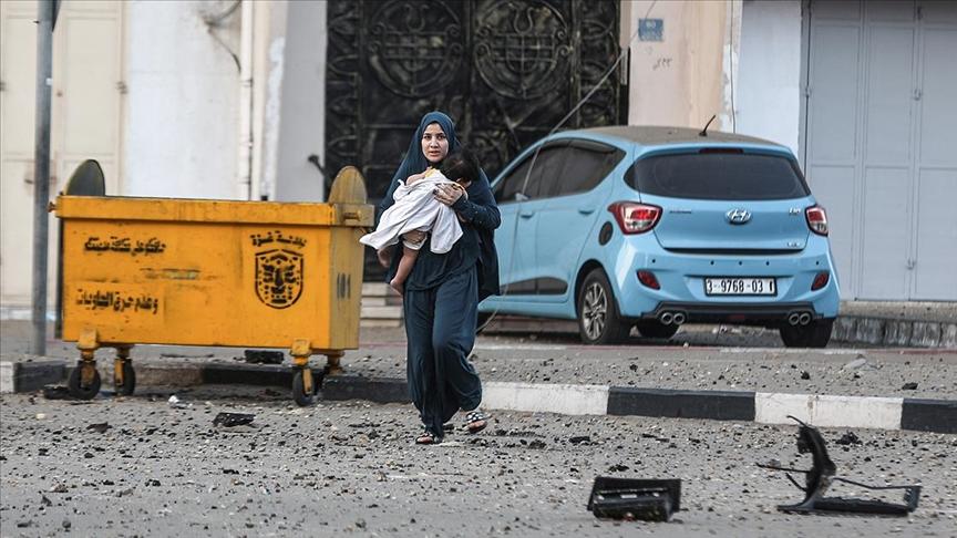 İsrail'in Gazze'ye saldırıları sürüyor: Şehit sayısı 53'e yükseldi