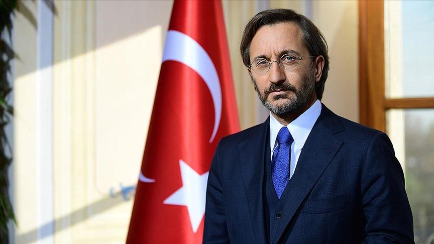 Cumhurbaşkanlığı İletişim Başkanı Altun, Türk milletinin ve İslam aleminin Ramazan Bayramı'nı tebrik etti