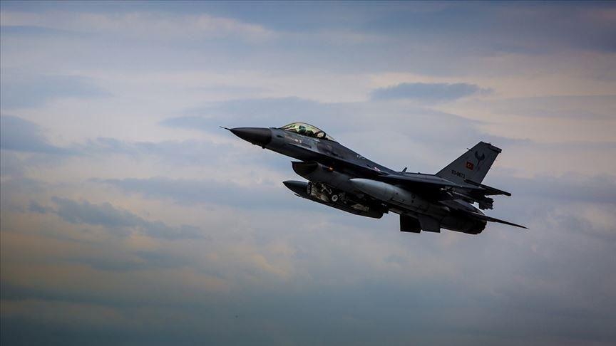 Irak'ın kuzeyindeki Metina'da 3 PKK'lı terörist etkisiz hale getirildi