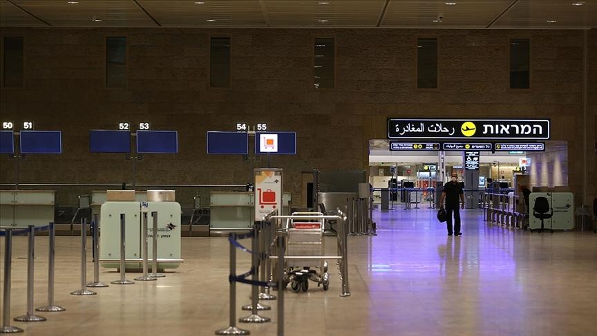 İsrail'e tüm uluslararası uçuşlar durduruldu!