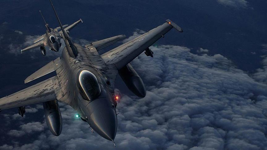Gara'da 3 PKK'lı terörist hava harekatıyla etkisiz hale getirildi