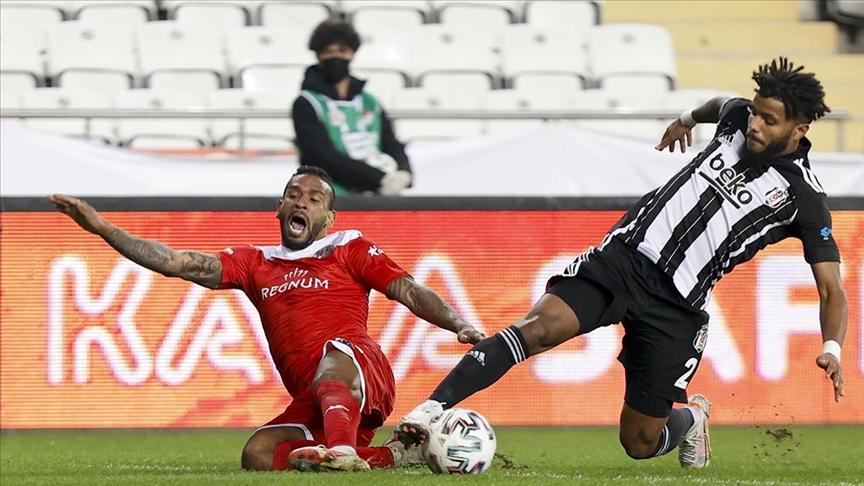 Antalyaspor ile Beşiktaş, Ziraat Türkiye Kupası finalini sınırlı sayıda seyirci önünde oynayacak!