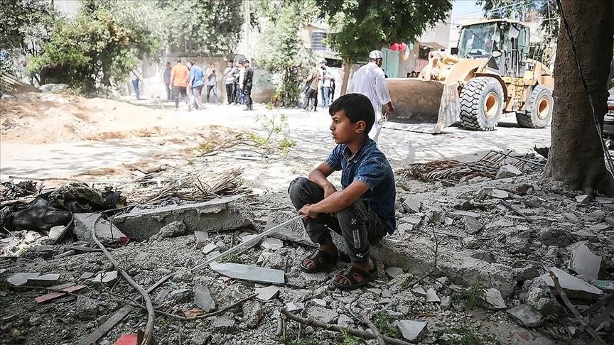 Kızılay'dan 'Filistin Özel Yayını'