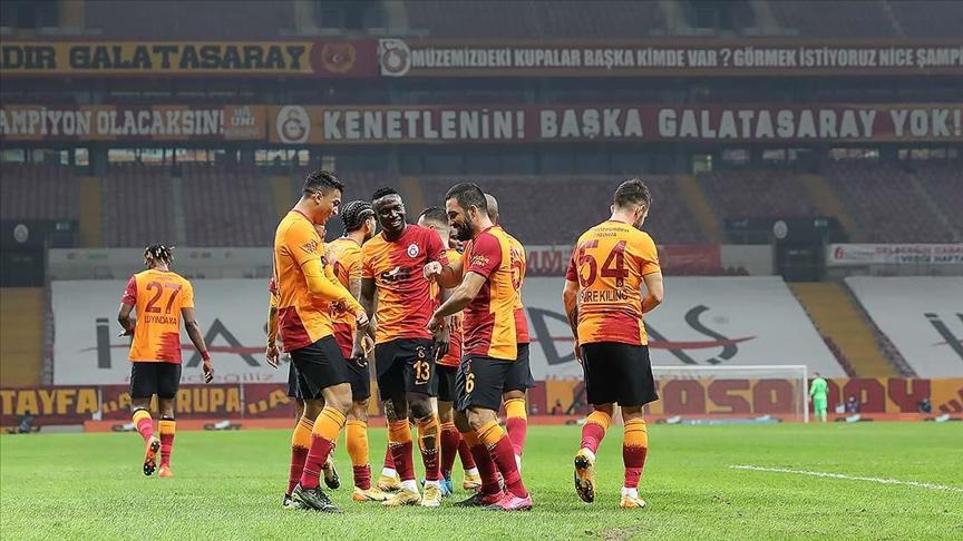 Süper Lig'de yayın gelirinin şampiyonu 'Galatasaray'
