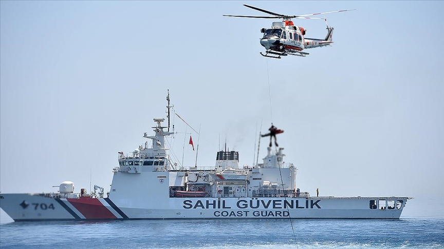 Suriye açıklarında bir gemide 1,5 tonun üzerinde esrar ele geçirildi!