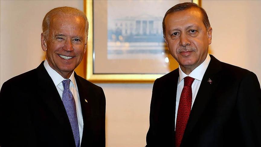 Biden, 14 Haziran'daki NATO Zirvesi'nde Cumhurbaşkanı Erdoğan ile görüşecek