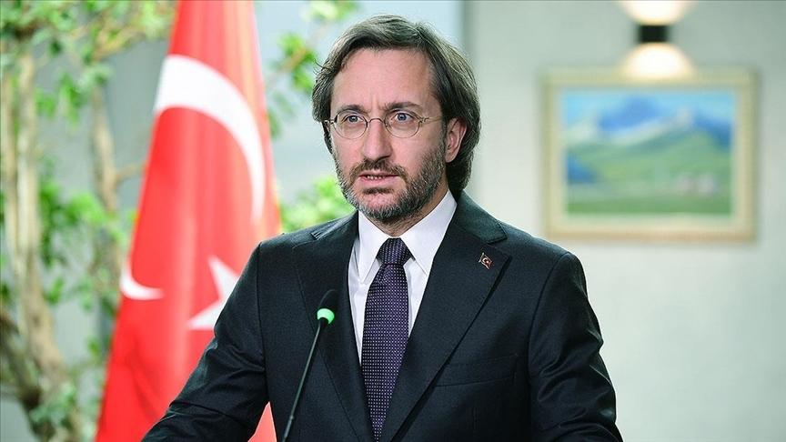 İletişim Başkanı Altun, AB'nin yeni internet düzenlemesini değerlendirdi
