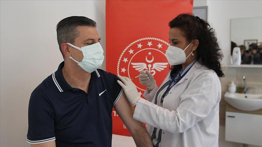 Türkiye'de uygulanan aşı miktarı 31 milyon 755 bin 665'e ulaştı!