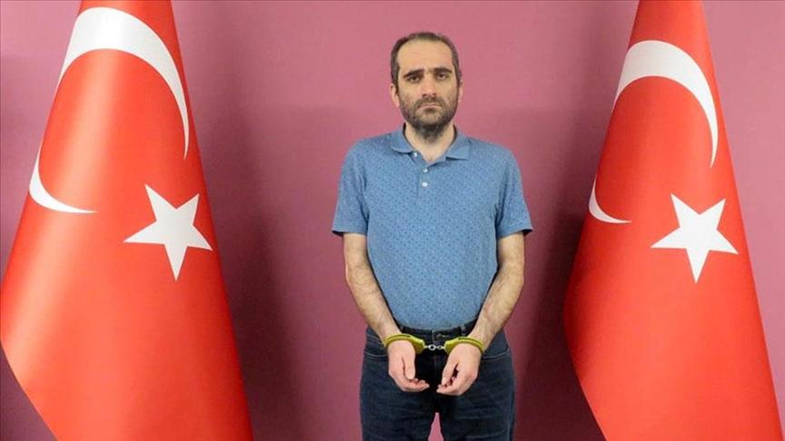 MİT operasyonuyla yakalanan Selahaddin Gülen 'cinsel istismar' suçundan tutuklandı