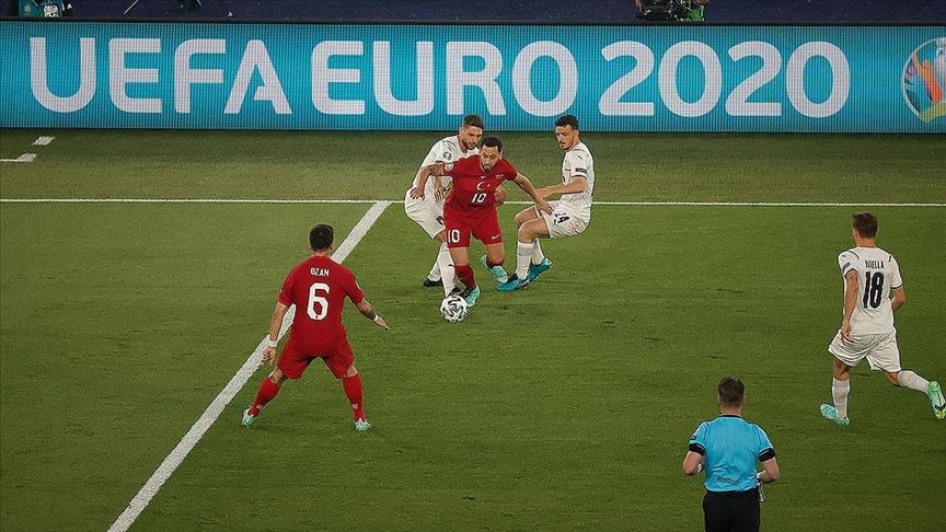 Türkiye EURO 2020 açılış maçında İtalya'ya yenildi!