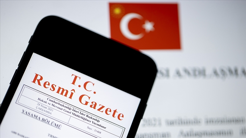Müsilaja yönelik Meclis araştırma komisyonu kurulmasına dair karar Resmi Gazete'de yayımlandı