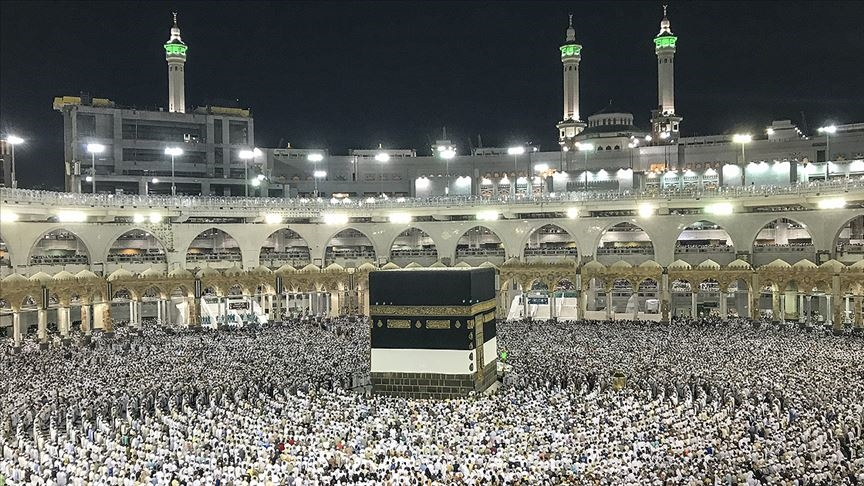 Arabistan bu yıl hac ibadeti için yurtdışından kimsenin kabul edilmeyeceğini açıkladı