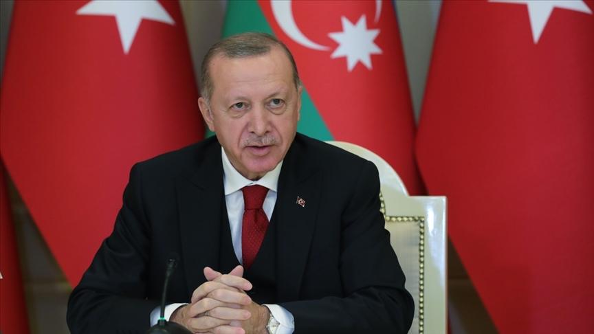 Erdoğan, Brüksel'deki NATO Zirvesi'nin ardından Azerbaycan'a gidecek!