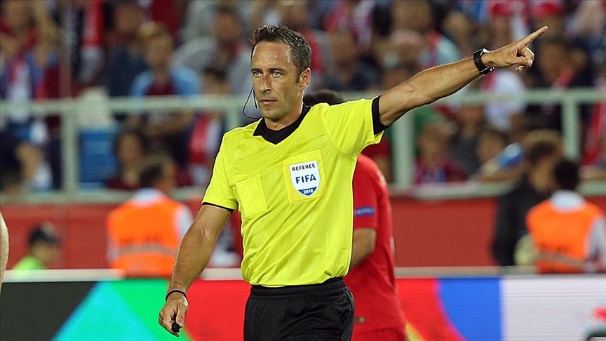 Türkiye-Galler maçını Portekizli hakem Artur Dias yönetecek!