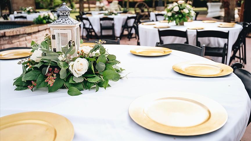 Düğünlerde yemek ve ikram yasağı kaldırıldı!