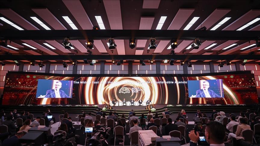 'Sayılarla Antalya Diplomasi Forumu'