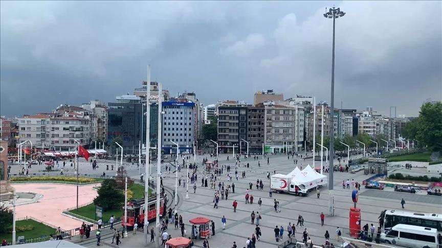 İstanbul'da 3,9 büyüklüğünde deprem