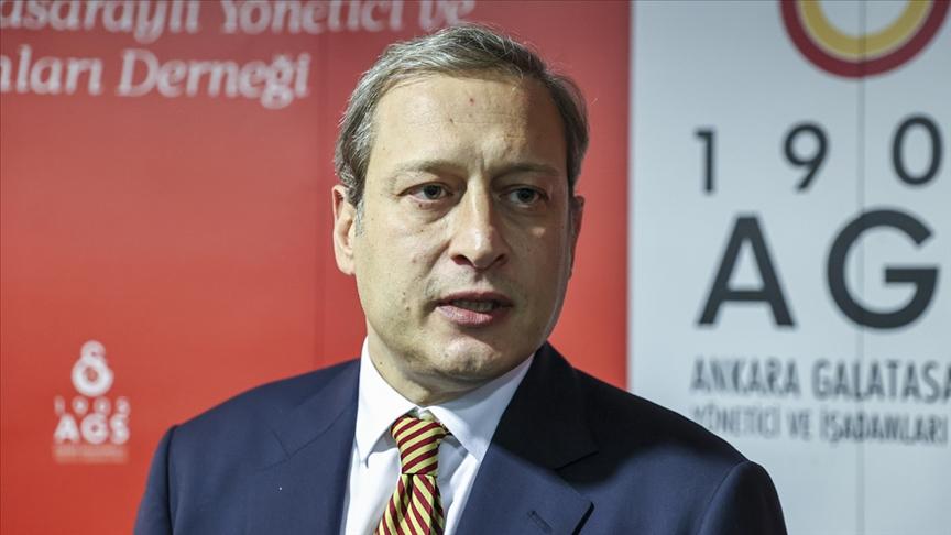 Burak Elmas Galatasaray'ın 38. başkanı oldu!