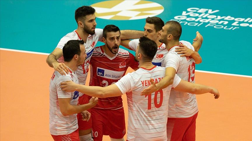 'Filenin Efeleri' Avrupa Altın Ligi'nde şampiyon oldu!